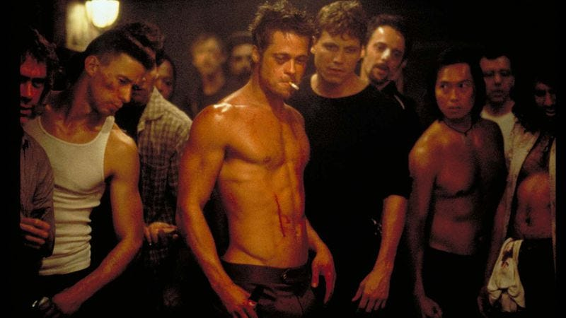 Watch Fight Club, Jurassic Park, and other full-length films as GIFs