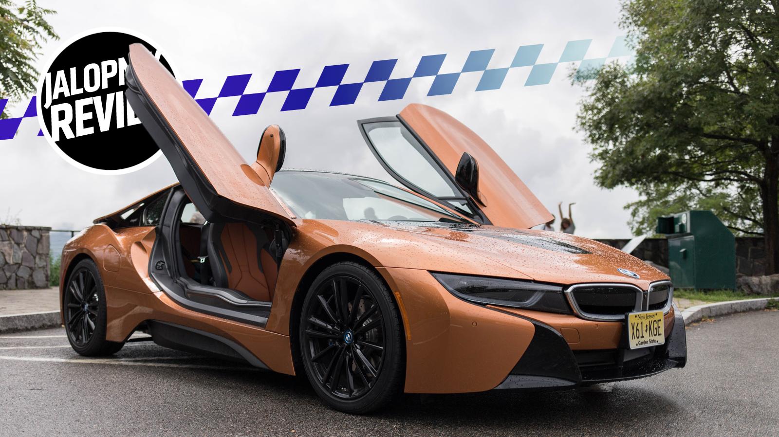 2019 BMW i8: I Am a Big Dumb Idiot for Thinking It Needed