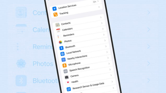 How to Lock Down Your iPhone App Permissions
