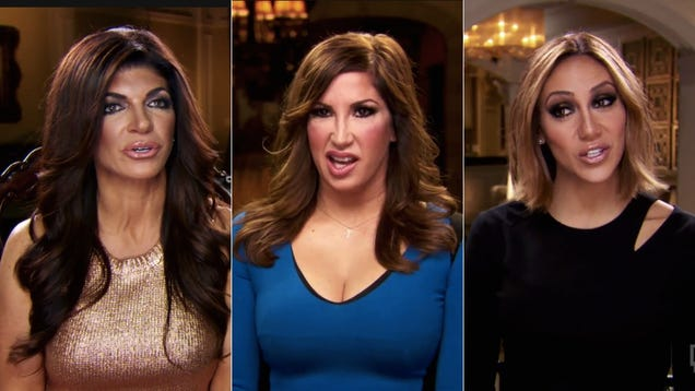 Real Housewives Of New Jersey Hair Extensions 19