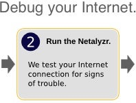 Illustration for article titled Netalyzr Determines Your Network Health