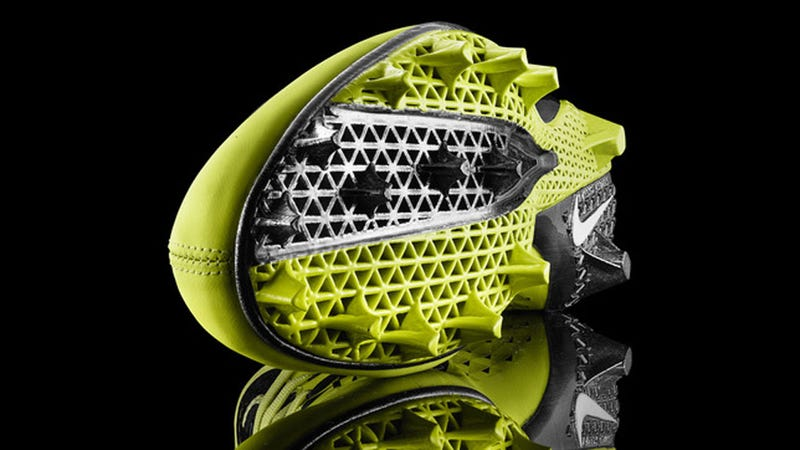 "Illustration for article titled Nike and Adidas Are 3D Printing Prototypes At ""Impossible"" Speeds"