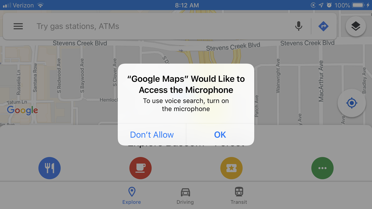 The Best Ways to Use Google Maps With Apple's CarPlay Can I Rotate Google Maps on i am google, ask google, people google, china google, falling google,