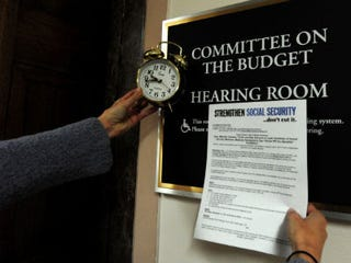 Time is running out for the super committee (Getty Images)