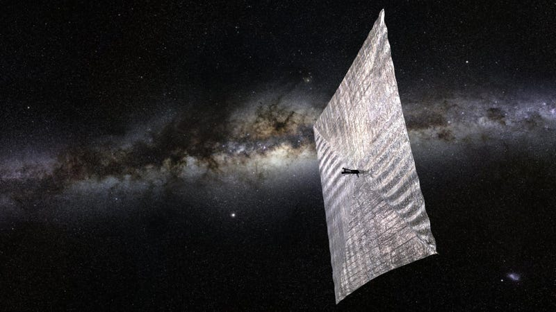 Illustration for article titled How to Track the LightSail 2 as It 'Sails' Around Earth