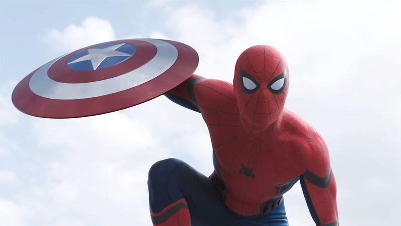 Spider-Man hizo su debut en el universo Marvel en Captain America: Civil War.