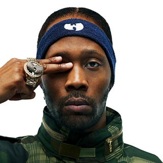 Illustration for article titled RZA Joins The Ranks of DJ Hero 2 Playable Characters