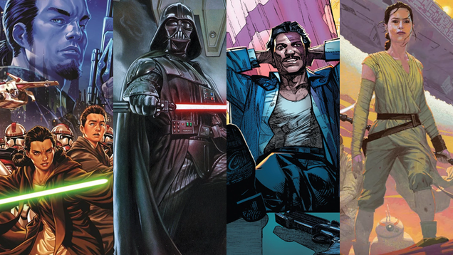 All of Marvel s Star Wars Comics, Ranked
