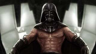"""Illustration for article titled """"Naked Darth Vader"""" is the most bizarre science press release we've ever seen"""