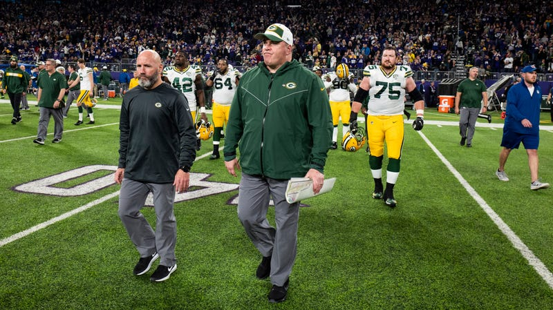 Illustration for article titled Mike McCarthy Shouldn't Be Coaching The Packers Anymore