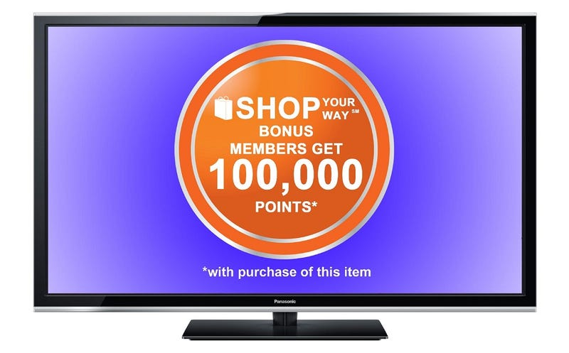 Illustration for article titled [GONE] This 42-Inch Panasonic HDTV and $100 in Sears Credit is Only $400