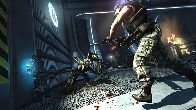 Image: Amazon. When Aliens: Colonial Marines ...