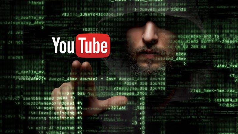 Illustration for article titled Pro Hackers Could Be Spying on You Through YouTube