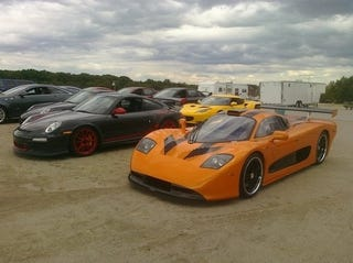 Illustration for article titled New Mosler 900 Hits The Campaign Trail