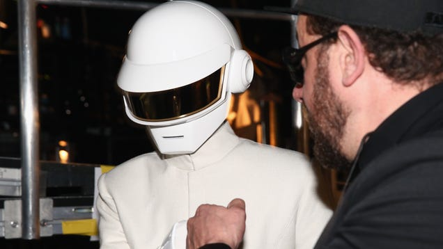 Here s a rare solo track from Daft Punk robot Thomas Bangalter