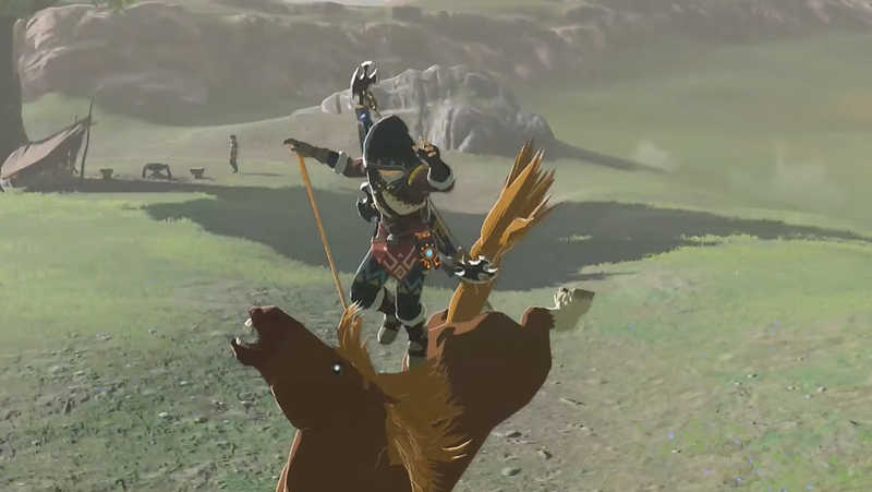 Illustration for article titled New Breath Of The Wild Glitch Lets You Harvest Infinite Korok Seeds
