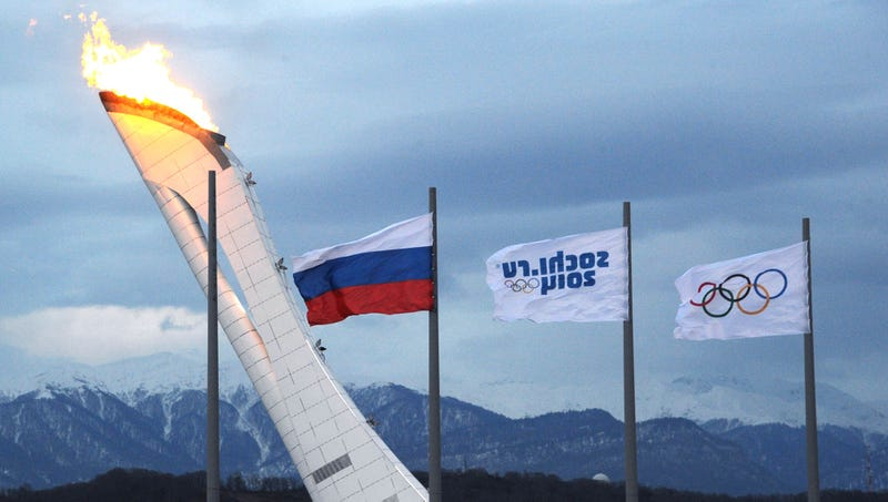 Illustration for article titled How Russia Is Preparing For The Winter Olympics