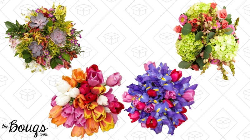 30% off select Mother's Day bouquets with code MOM30
