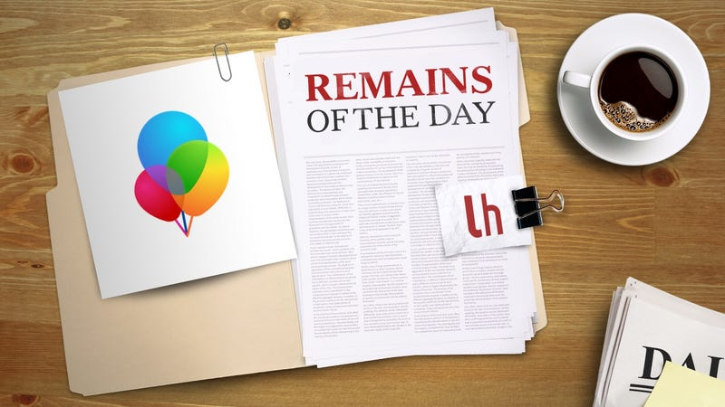 Illustration for article titled Remains of the Day: Facebook Moments Now Supports Video