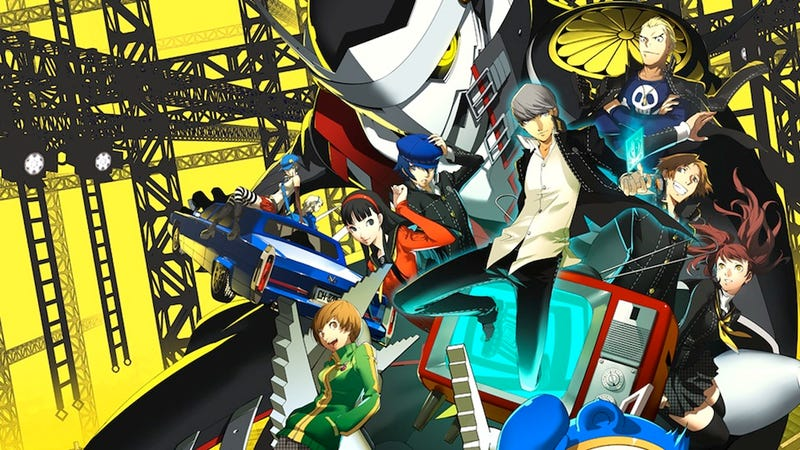 Dating multiple persona 4 golden
