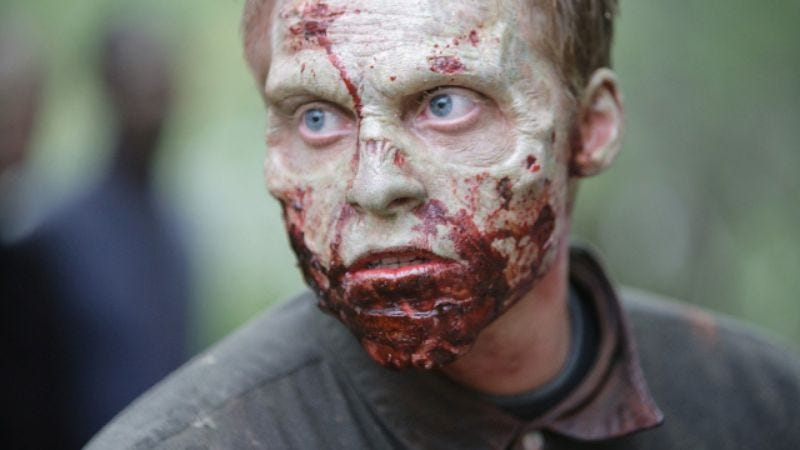 """Illustration for article titled  Z Nation is """"z"""" place to be for zombie thrills"""