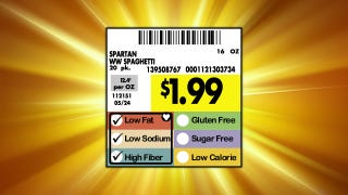 Illustration for article titled Look For Unit Pricing to Save Money at the Grocery Store