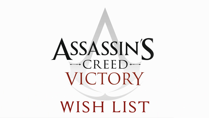 Illustration for article titled Five Things Assassin's Creed Victory Needs