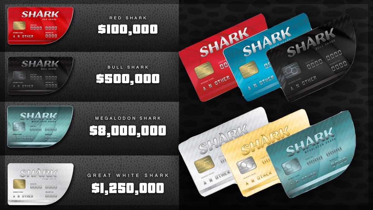 gta 5 shark card xbox one free