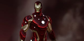 Illustration for article titled Project Production Line: A Brief History Of Iron Man's Armors