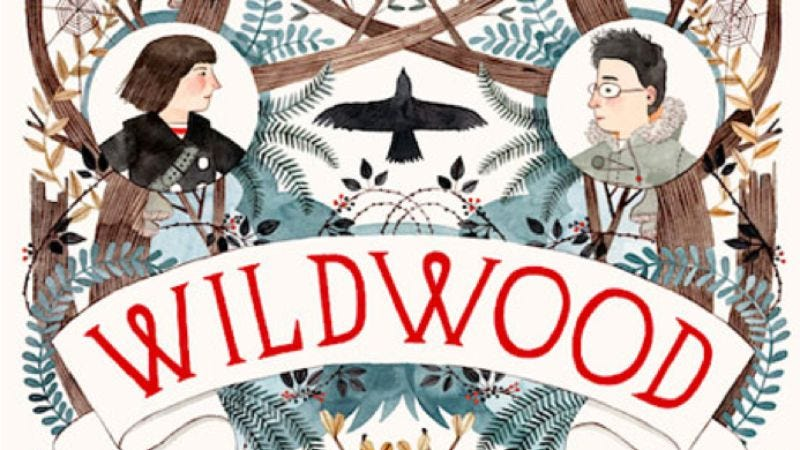 Illustration for article titled The Decemberists' Colin Meloy debuts his first children's book