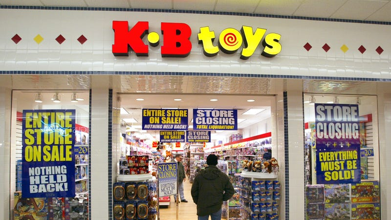 Illustration for article titled KB Toys might be returning to fill the void left by Toys R Us