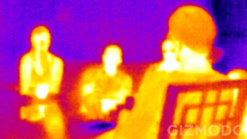 Seek Thermal Imaging Camera for Android, $170