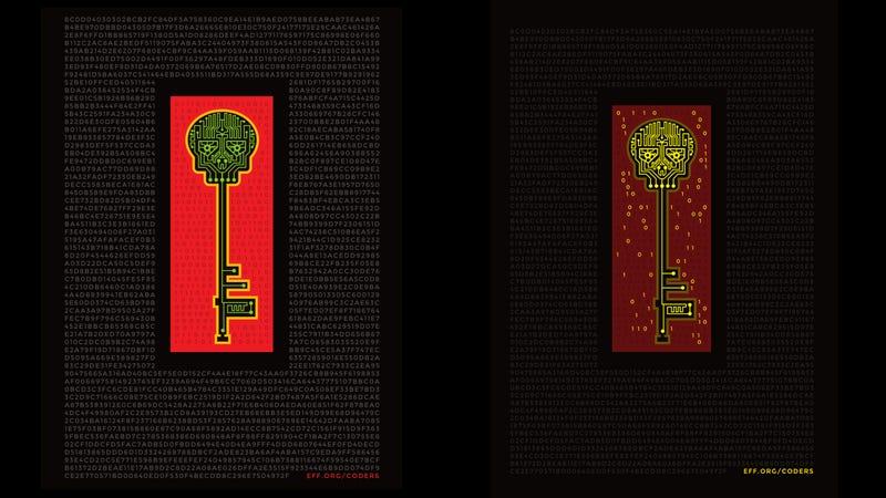 Illustration for article titled Esta camiseta para hackers esconde un mensaje cifrado