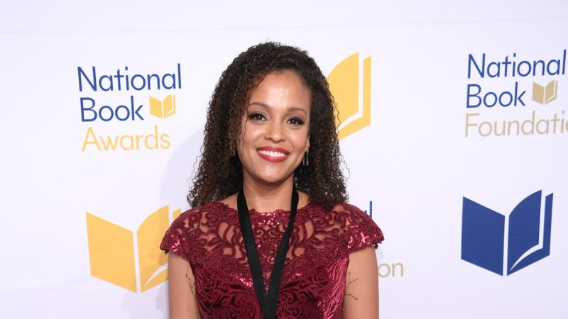 Jesmyn Ward, two-time winner of the National Book Award for Fiction. Image: Getty