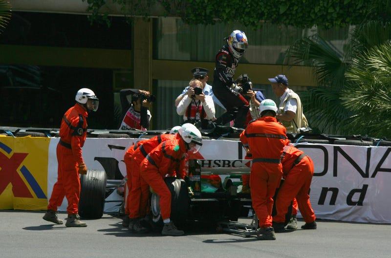 Hilangnya berlian senilai 3 Miliar Saat Balapan F1 di Monaco