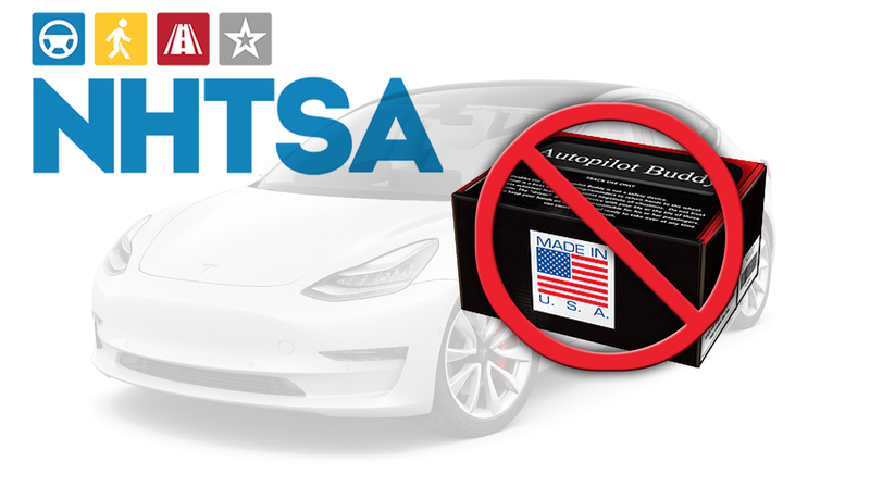 Illustration for article titled Feds Declare Tesla Autopilot-Tricking 'Autopilot Buddy' Unsafe Because Yeah It's Unsafe