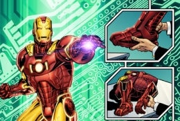Illustration for article titled Iron Man Meets His End In November