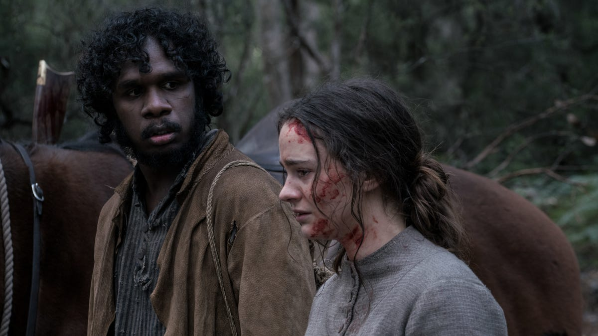 Babadook director Jennifer Kent returns with a great, harrowing Western, The Nightingale