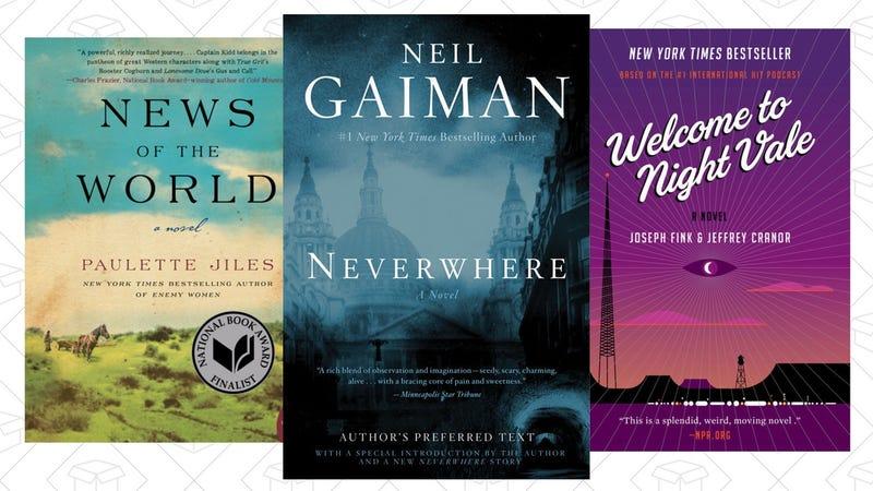 Kindle Ebook Gold Box | $1-$3 | Amazon