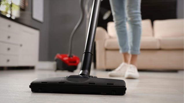 Always Plug in Your Vacuum Where You Plan to Finish