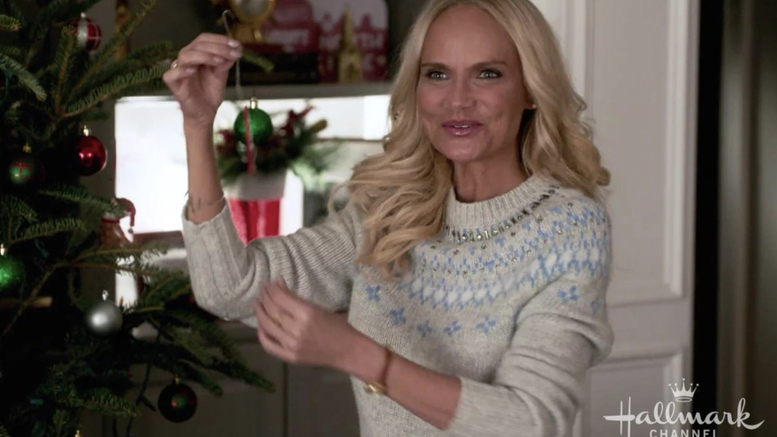 Hallmark Posts Its Star-Studded Christmas Movie Lineup, All of Which I Will Watch