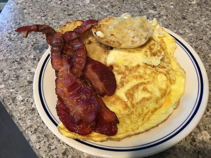 Illustration for article titled Breakfast For Dinner