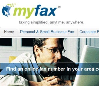 Illustration for article titled Best Fax Service: MyFax