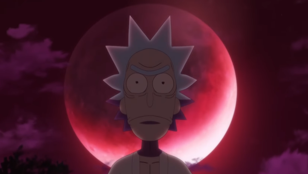Rick and Morty Just Released a Short Samurai Film and It s Awesome