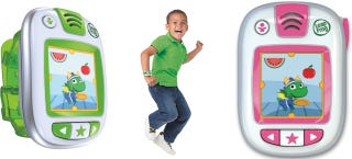 Illustration for article titled LeapFrog's Kid Fitness Watch: A Tamagotchi That Gets Kids Off the Couch