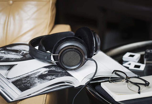 Grab a Pair of Philips Audio Fidelio Headphones for $116 and Temporarily Escape From the Noise