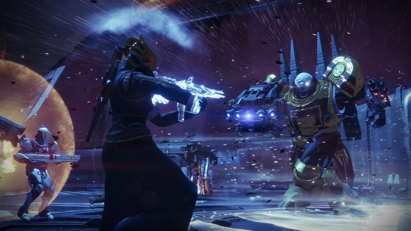 Illustration for article titled Bungie Promises Destiny 2 PvE Improvements To Grumbling Beta Players