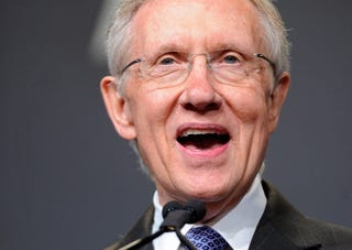 Still Sen. Harry Reid