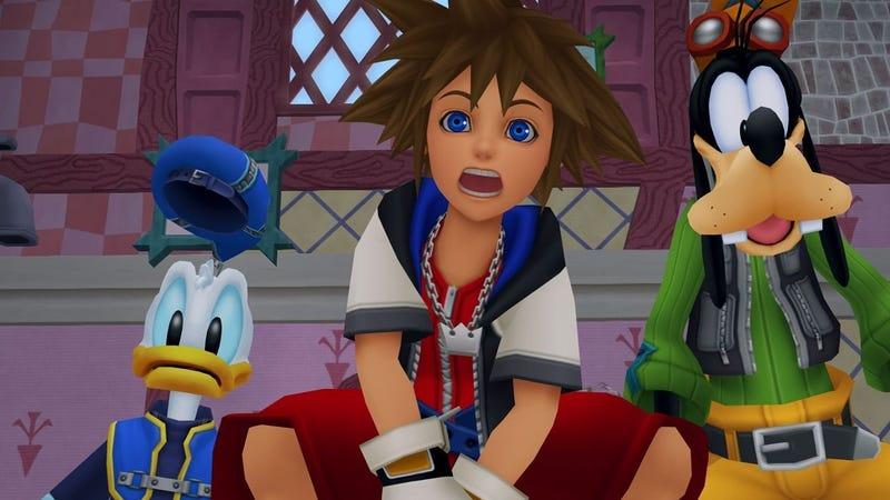 Reserva Kingdom Hearts: The Story So Far | $40 | AmazonReserva Kingdom Hearts: III | $60 | Amazon | Incluye crédito de $10 para miembros de Prime. Válido para descarga digital y copia física.Imagen: Amazon