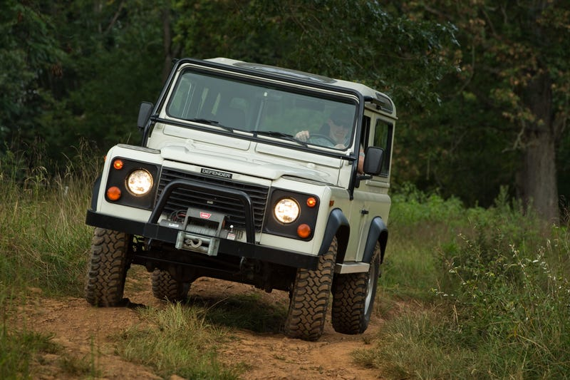 Photo: Land Rover/Jaguar